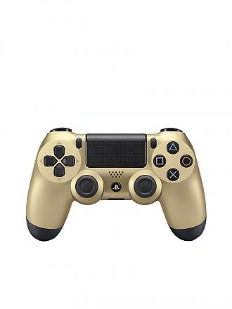 PLAYSTATION 4 | Wireless Dualshock 4 Controller Gold | transparent