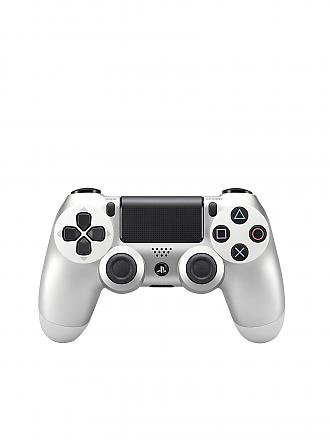 PLAYSTATION 4 | Wireless Dualshock 4 Controller Silver | transparent