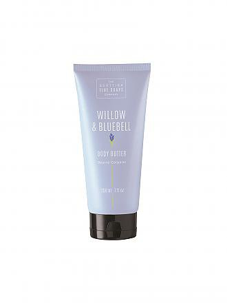 SCOTTISH FINE SOAPS | Willow & Bluebell - Body Butter 200ml | transparent