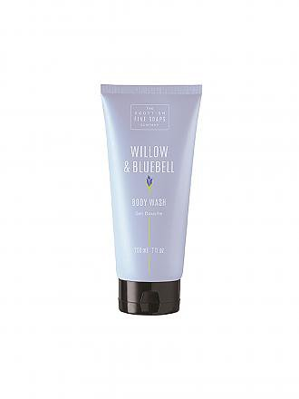 SCOTTISH FINE SOAPS | Willow & Bluebell - Body Wash 200ml | transparent