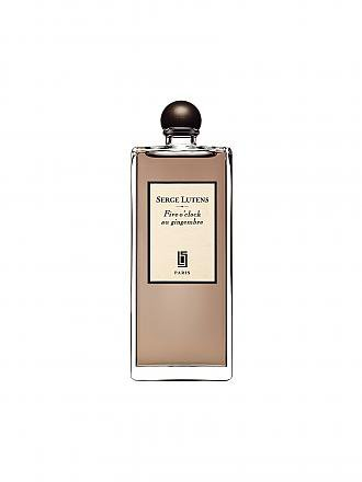 SERGE LUTENS | Five O´Clock Au Gingembre Eau de Parfum Flacon Spray 50ml | transparent