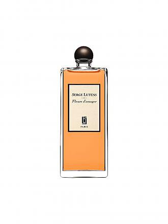 SERGE LUTENS | Fleurs D´Oranger Eau de Parfum Flacon Spray 50ml | transparent