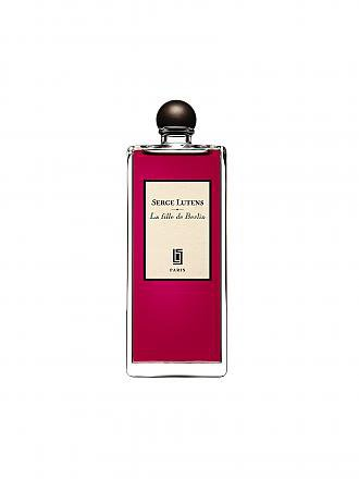 SERGE LUTENS | La Fille De Berlin Eau de Parfum Flacon Spray 50ml | transparent