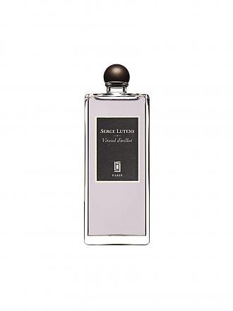 SERGE LUTENS | Vitriol D´Oeillet Eau de Parfum Haute Concentration 50ml | transparent