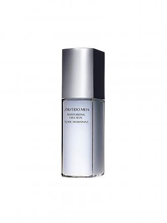 SHISEIDO | Men Moisturizing Emulsion 100ml | transparent