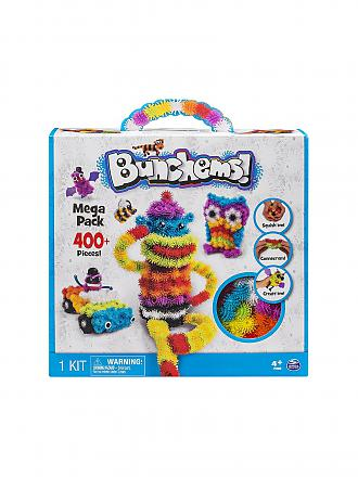 SPINMASTER | Bunchems Creation Mega Pack | transparent