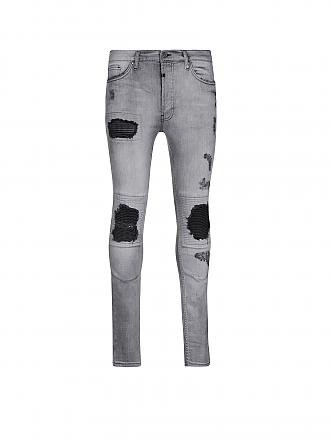 TIGHA | Jeans Slim-Fit | grau