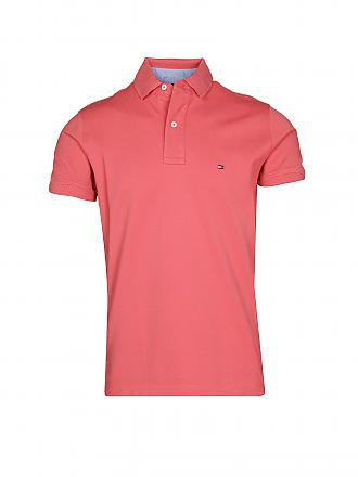 TOMMY HILFIGER | Poloshirt | rot
