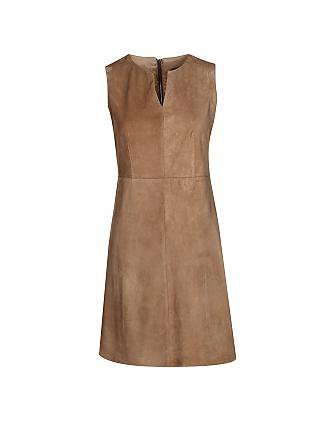 "WEEKEND BY MAX MARA | Leder-Kleid ""Lente"" 