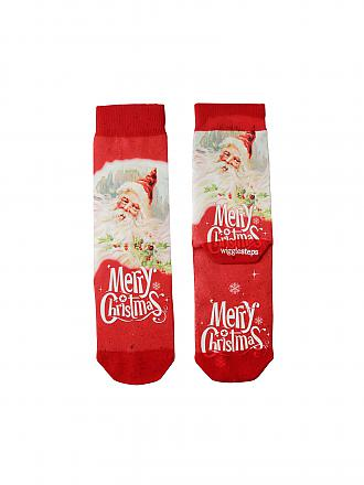 "WIGGLESTEPS | Socken ""Merry Christmas"" 