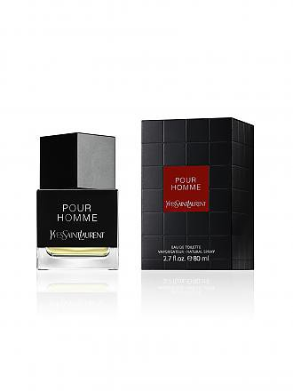 YVES SAINT LAURENT | Pour Homme Eau de Toilette 80ml | transparent
