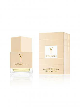 YVES SAINT LAURENT | Y Eau de Toilette 80ml | transparent