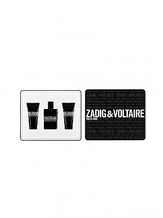 ZADIG & VOLTAIRE | Duftset - This Is Him! Eau de Toilette Vaporisateur 30ml/Shower Gel 2x50ml | transparent