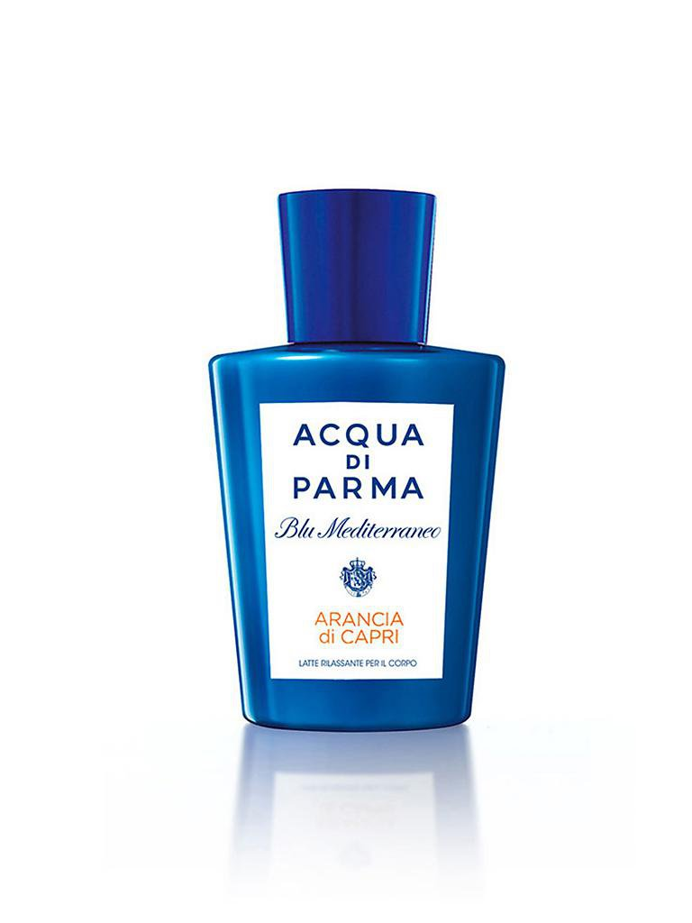 ACQUA DI PARMA | Arancia di Capri Relaxing Body Lotion 200ml | transparent