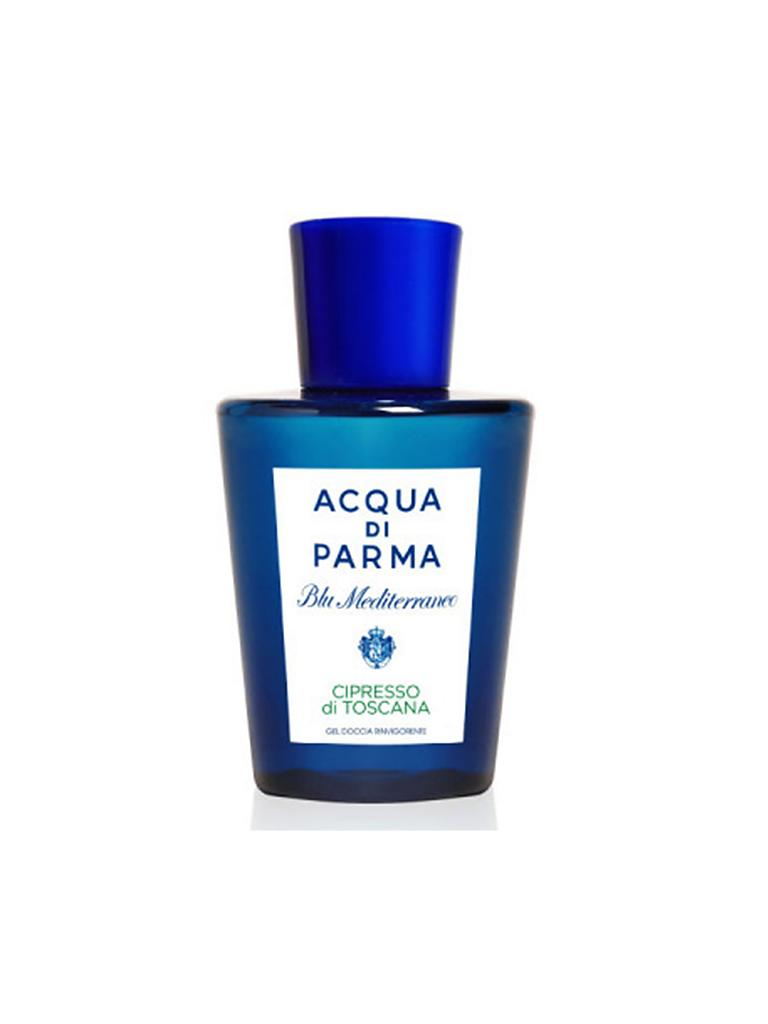 ACQUA DI PARMA | Cipresso di Toscana Shower Gel 200ml | transparent