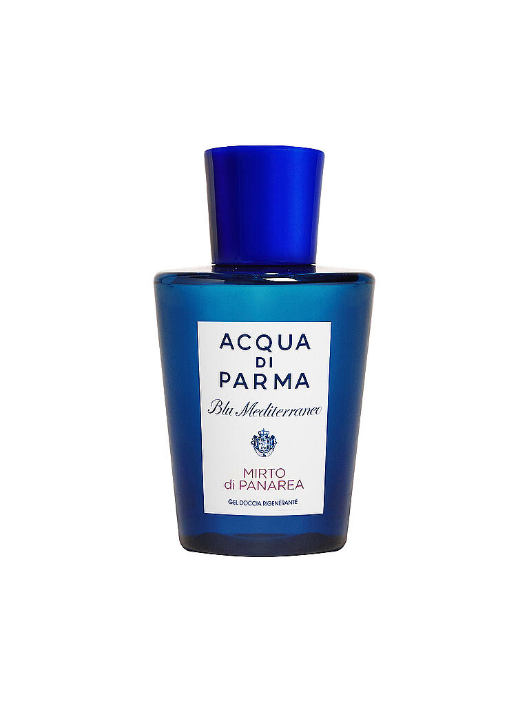 ACQUA DI PARMA | Mirto di Panarea Shower Gel 200ml | transparent
