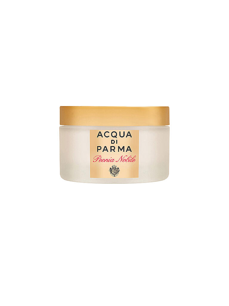 ACQUA DI PARMA | Peonia Nobile Luxurious Body Cream 150g | transparent