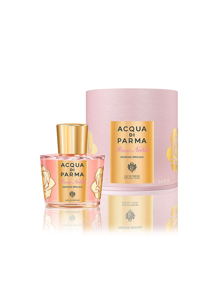 ACQUA DI PARMA | Rosa Nobile Special Edition 2016 100ml | transparent