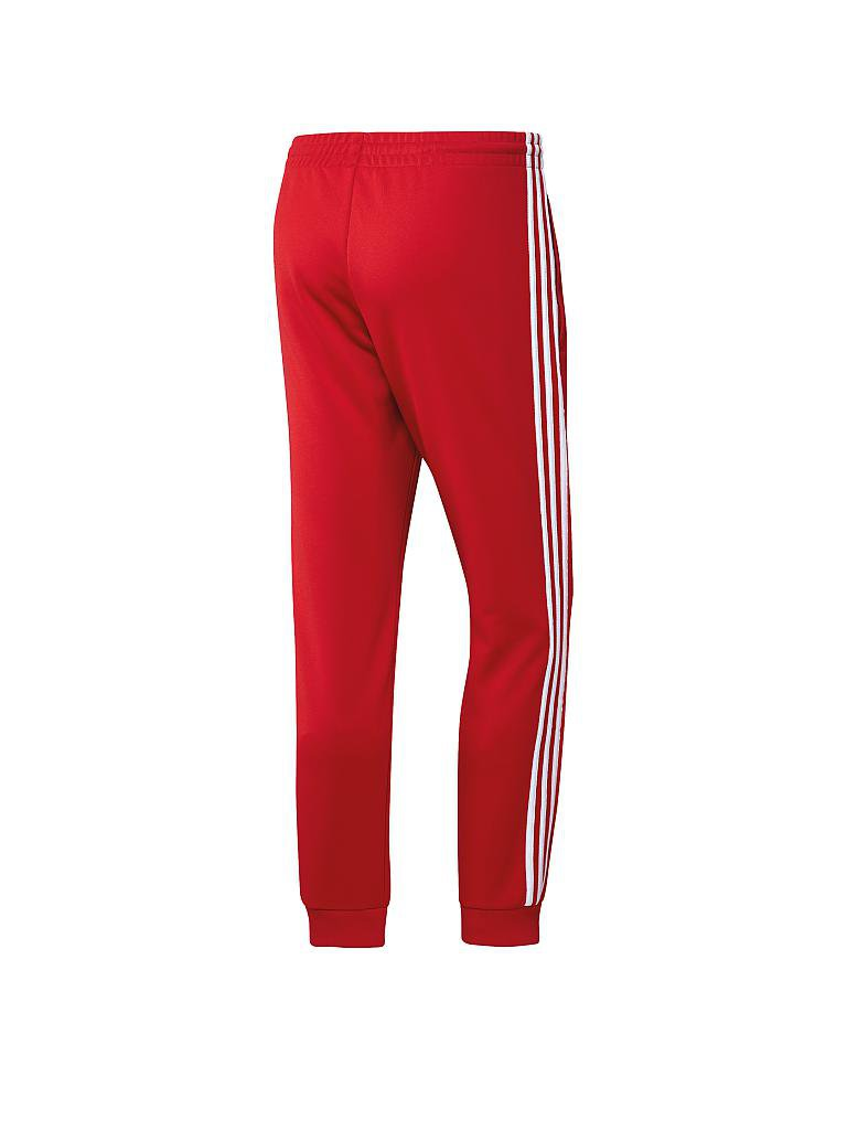 adidas jogginghose sst trackpant rot m. Black Bedroom Furniture Sets. Home Design Ideas