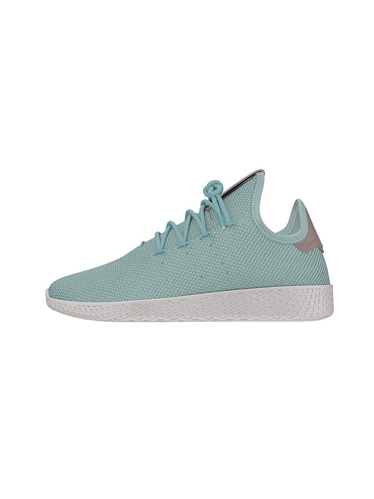 adidas sneaker pharrell williams tennis blau 37 1 2. Black Bedroom Furniture Sets. Home Design Ideas