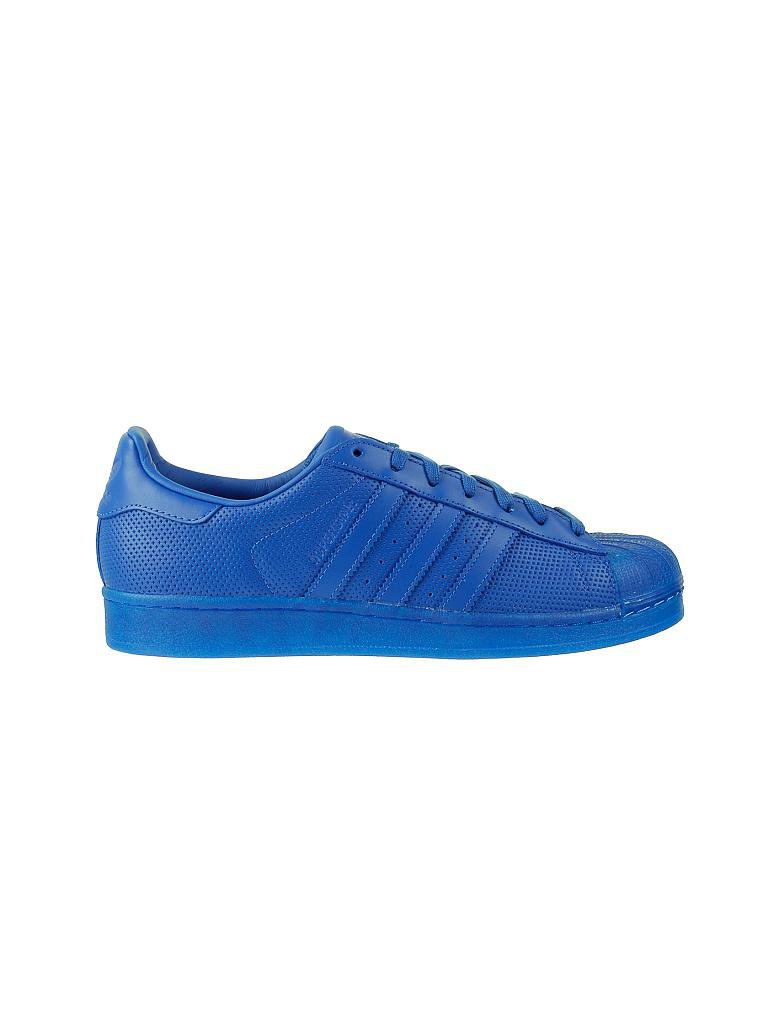 adidas sneaker superstar blau 7 5 41 1 3. Black Bedroom Furniture Sets. Home Design Ideas