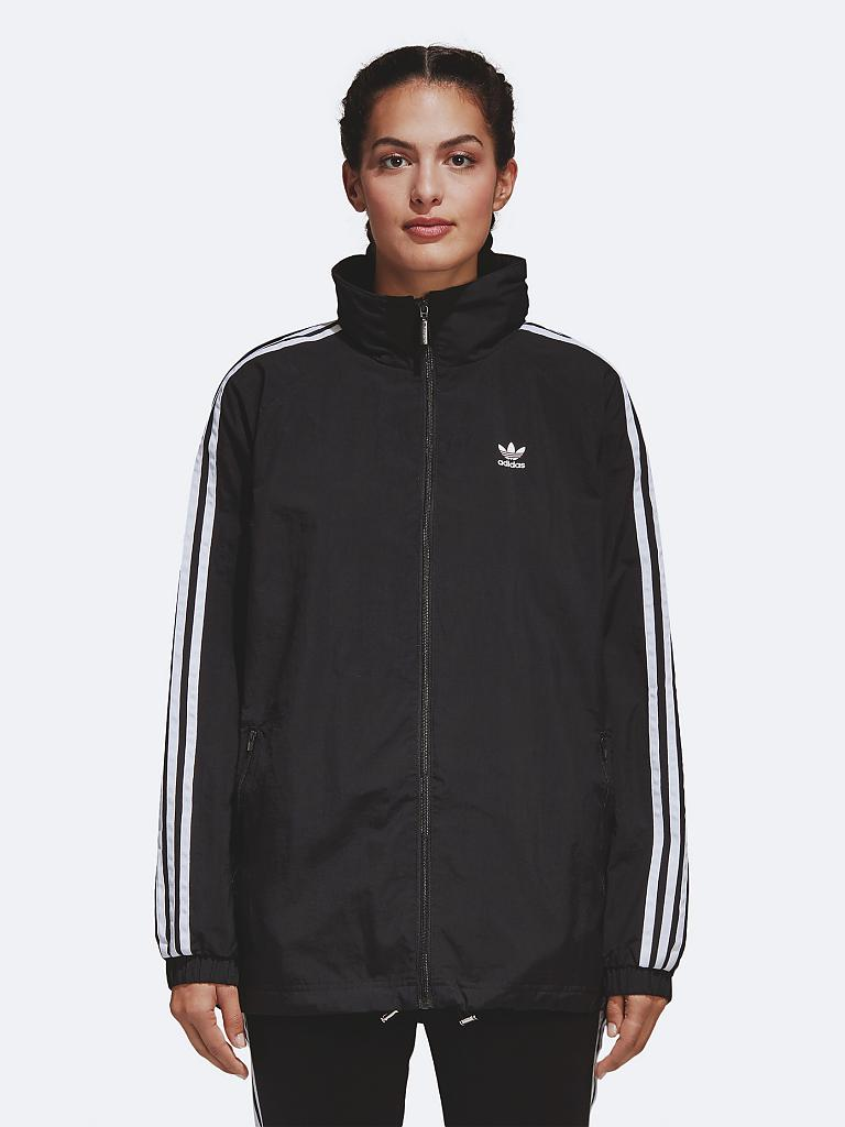 adidas windbreaker schwarz s. Black Bedroom Furniture Sets. Home Design Ideas