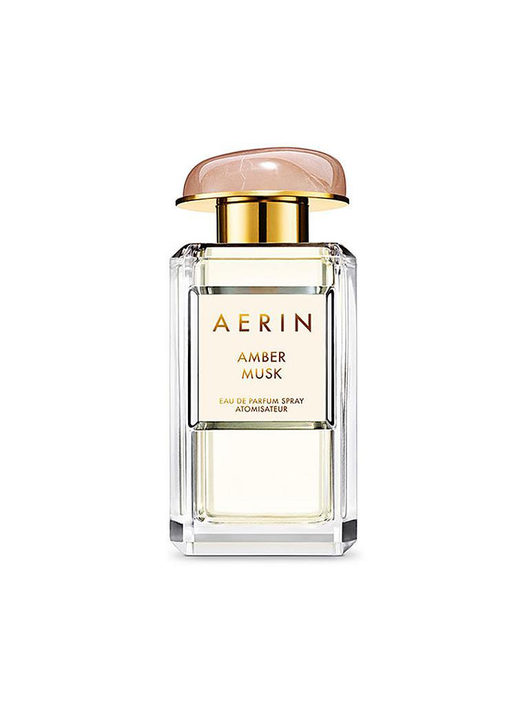 AERIN | Amber Musk Eau de Parfum Spray 50ml | transparent