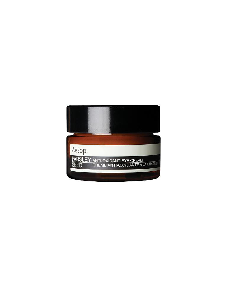 AESOP | Augencreme - Parsley Seed Anti-Oxidant Eye Cream 10ml | transparent