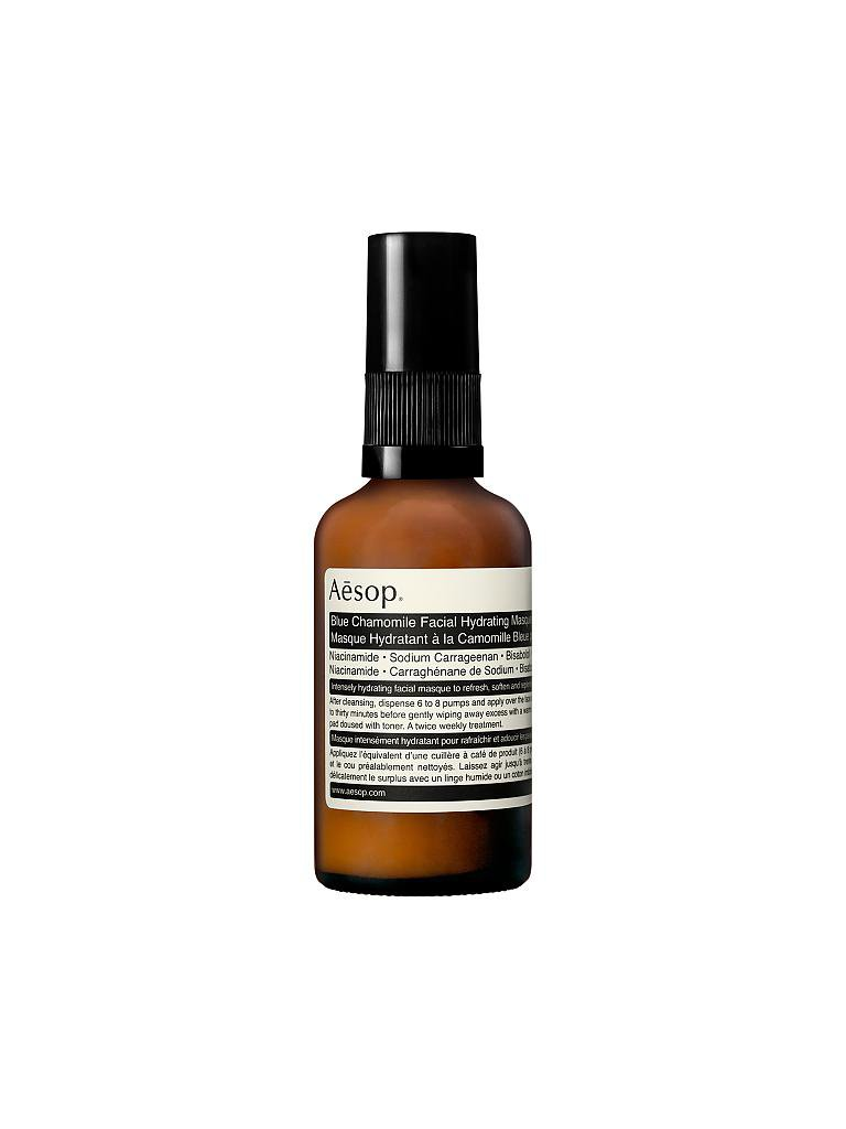 AESOP | Blue Chamomille Facial Hydrating Masque 60ml | transparent