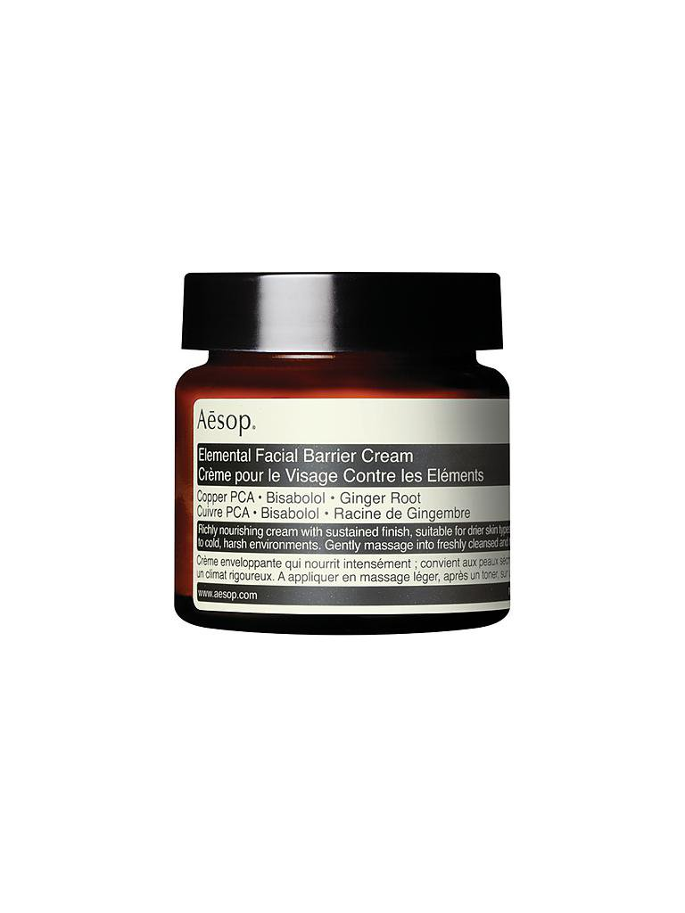 AESOP | Gesichtscreme - Elemental Facial Hydrating Cream 60ml | transparent