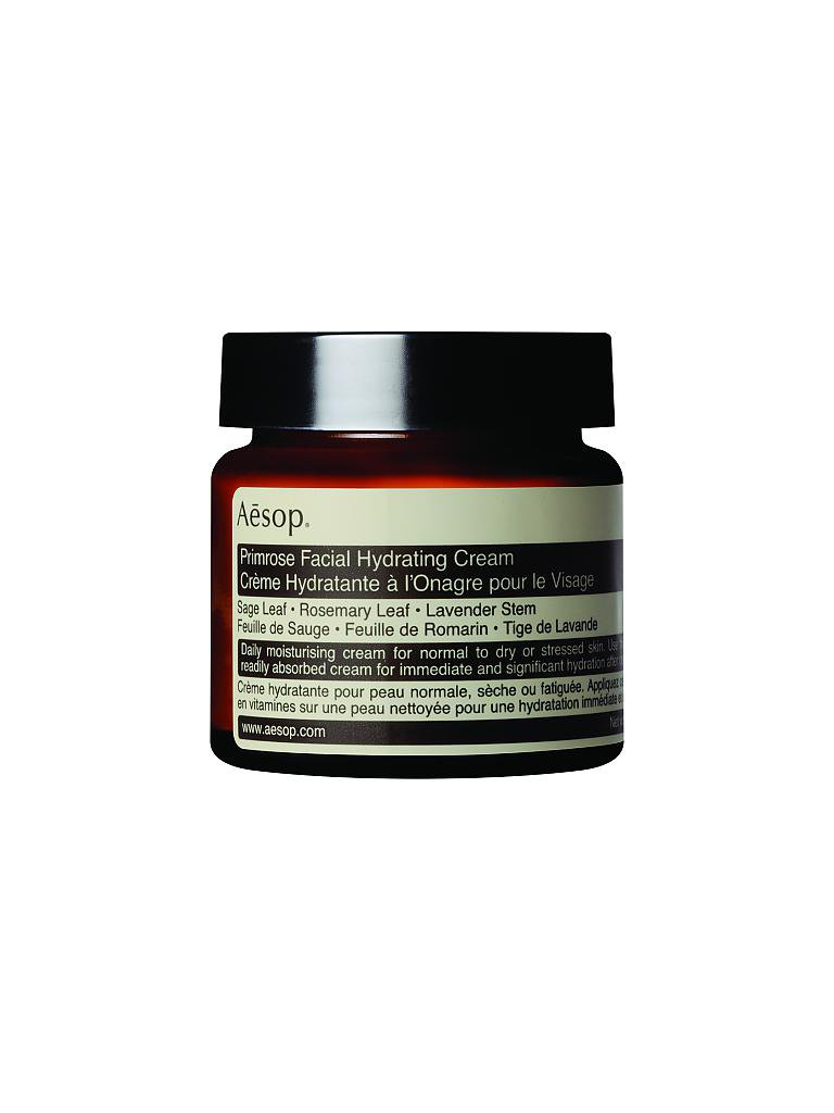 AESOP | Gesichtscreme - Primrose Facial Hydrating Cream 60ml | transparent