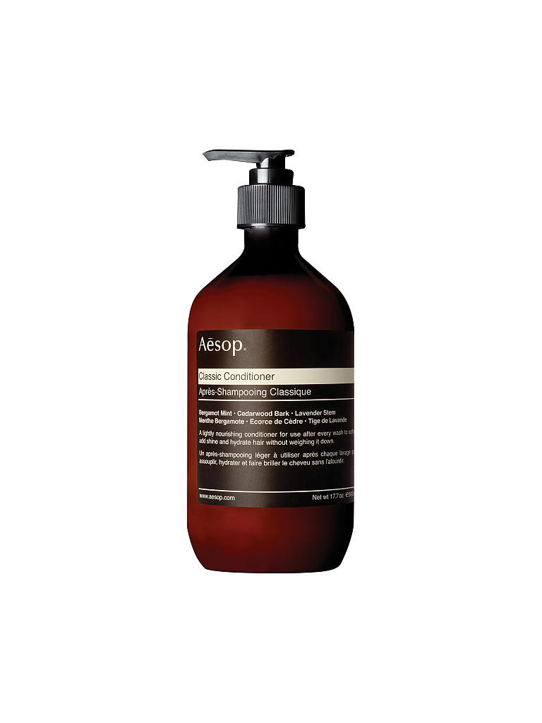 AESOP | Haarpflege - Classic Conditioner 500ml | transparent