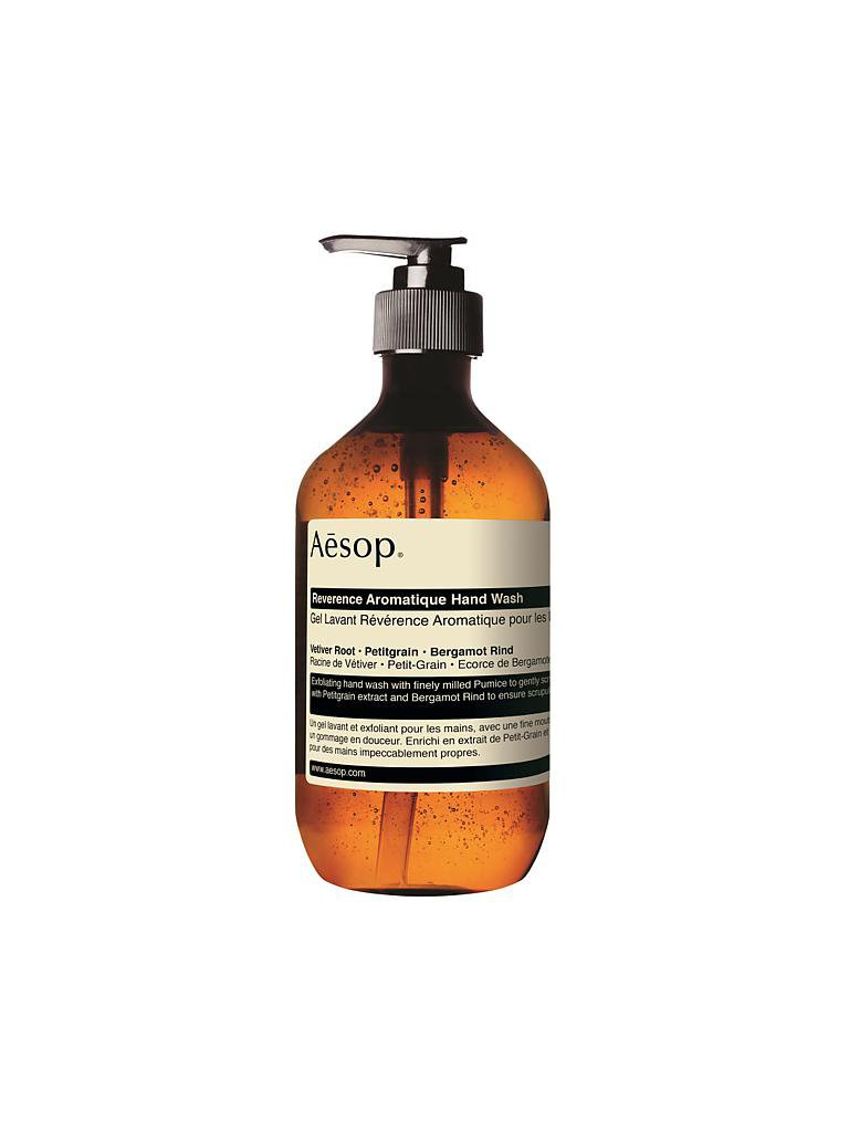 AESOP | Handseife - Reverence Aromatique Hand Wash 500ml | transparent