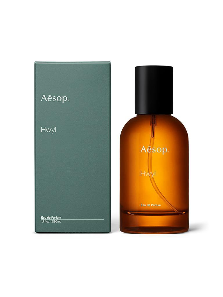 AESOP | Hwyl Eau de Parfum 50ml | transparent