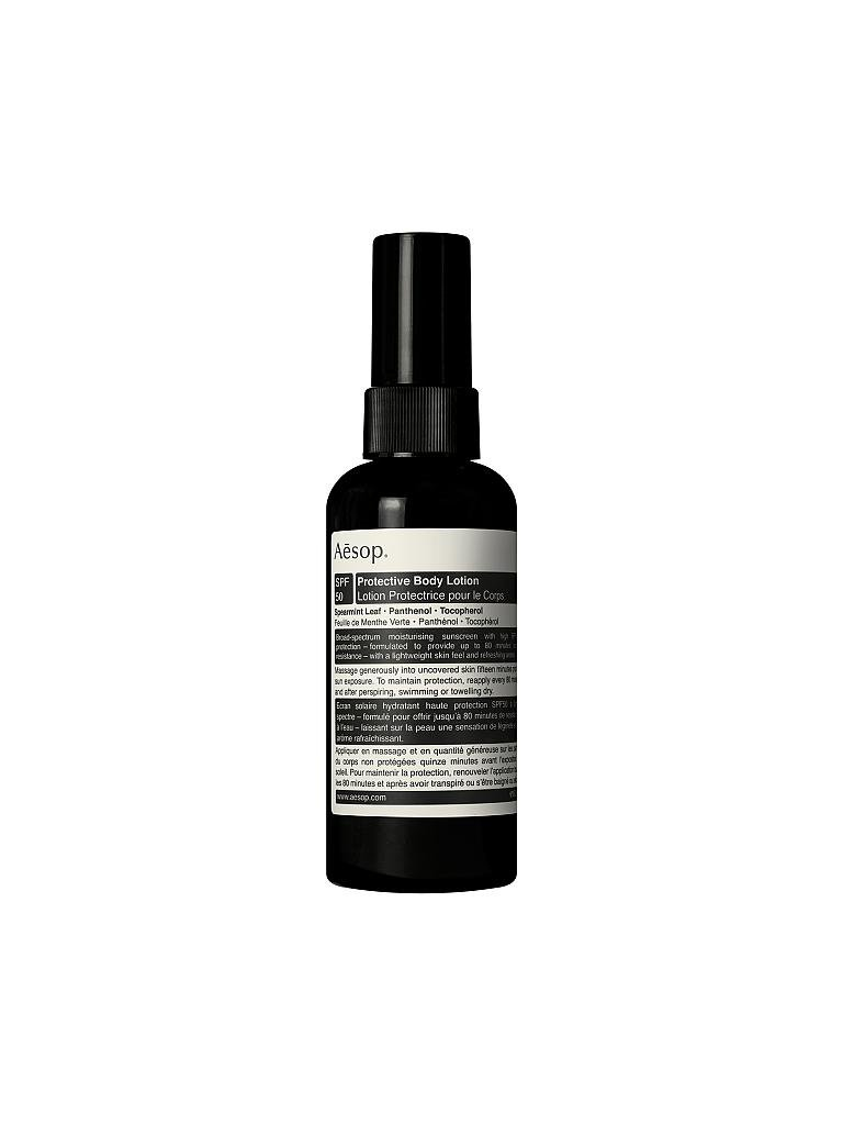 AESOP | Körperlotion - Protective Body Lotion  SPF50 150ml | transparent