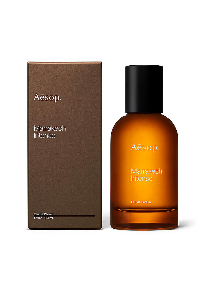 AESOP | Marrakech Intense Eau de Toilette 50ml | transparent