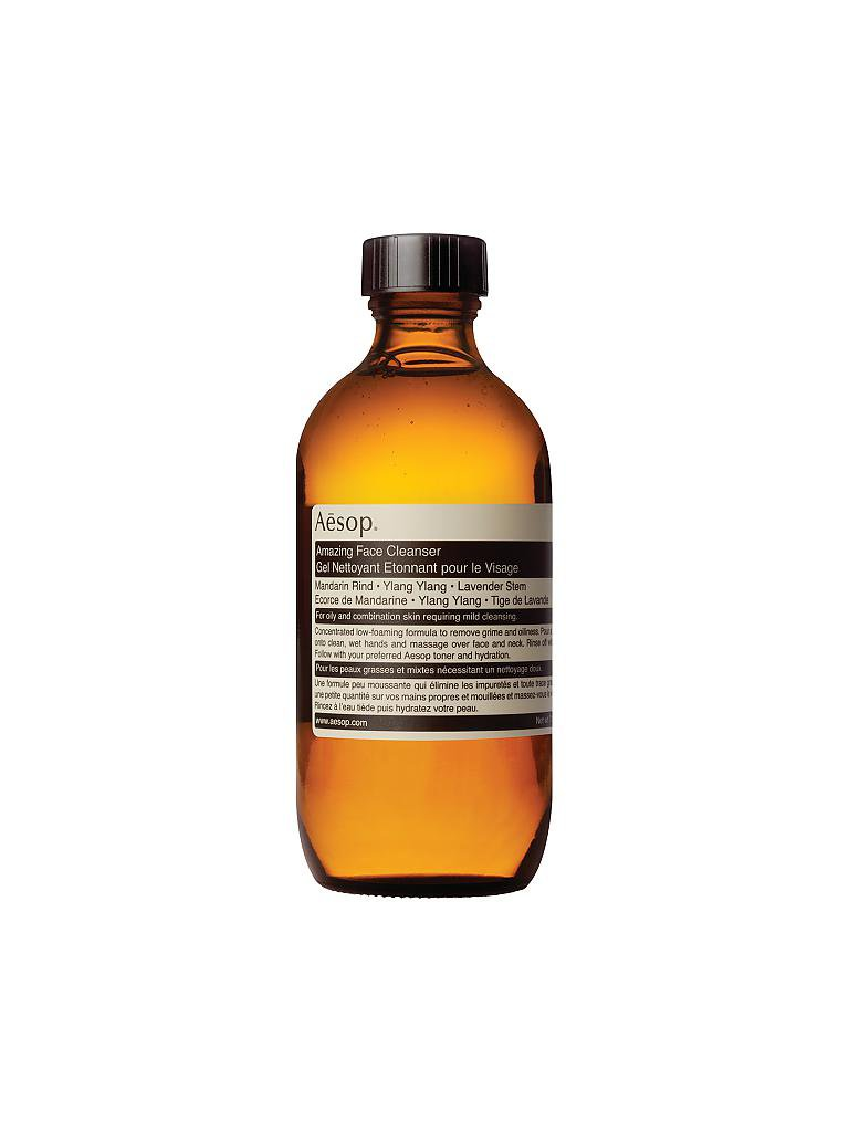 AESOP | Reinigung - Amazing Face Cleanser 200ml | transparent