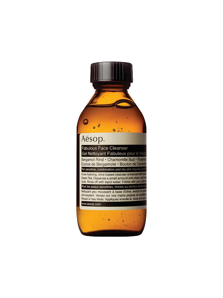 AESOP | Reinigung - Fabulous Face Cleanser 200ml | transparent