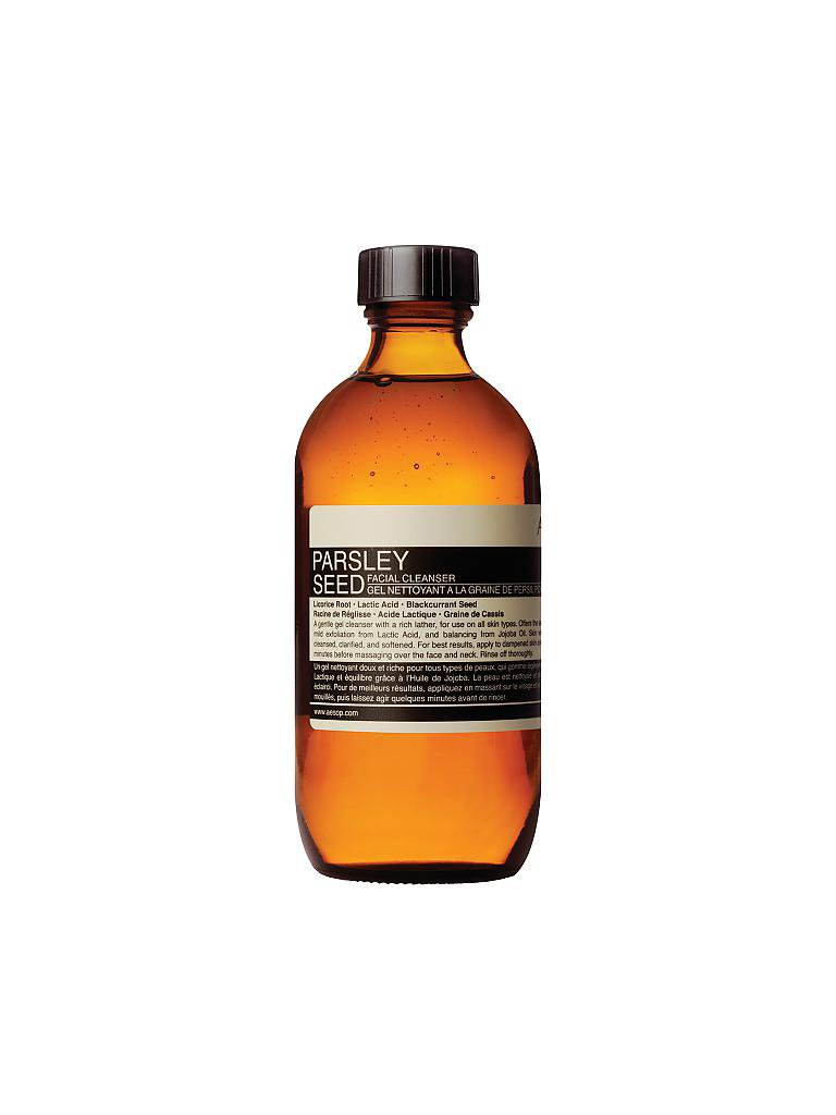 AESOP | Reinigung - Parsley Seed Facial Cleanser 200ml | transparent