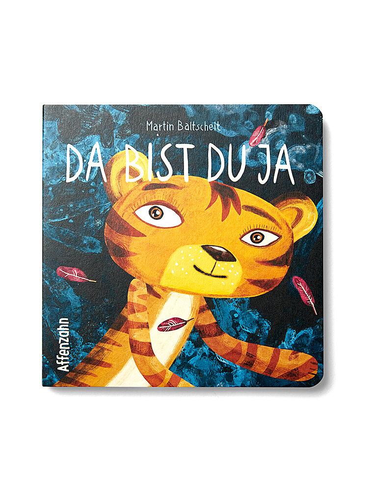 AFFENZAHN Pappbilderbuch - Da bist du ja - Die Tigerin