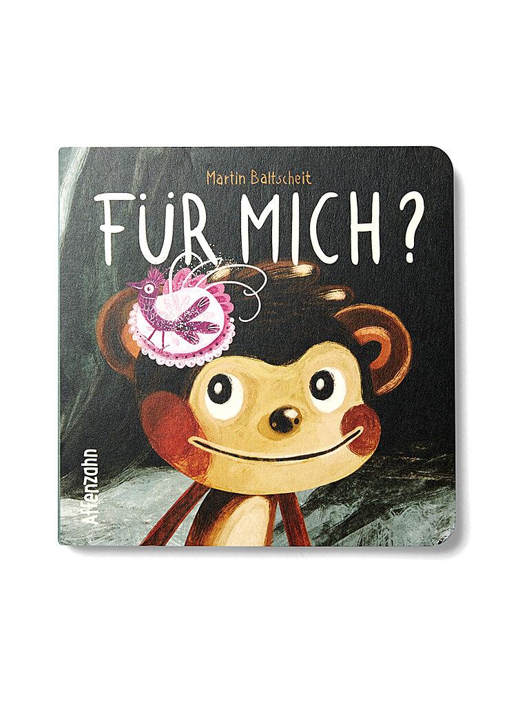 AFFENZAHN Pappbilderbuch - Für mich? Affenzahn
