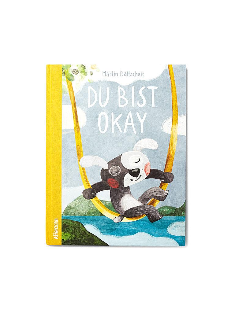 AFFENZAHN Bilderbuch - Du bist Okay - Der Hund