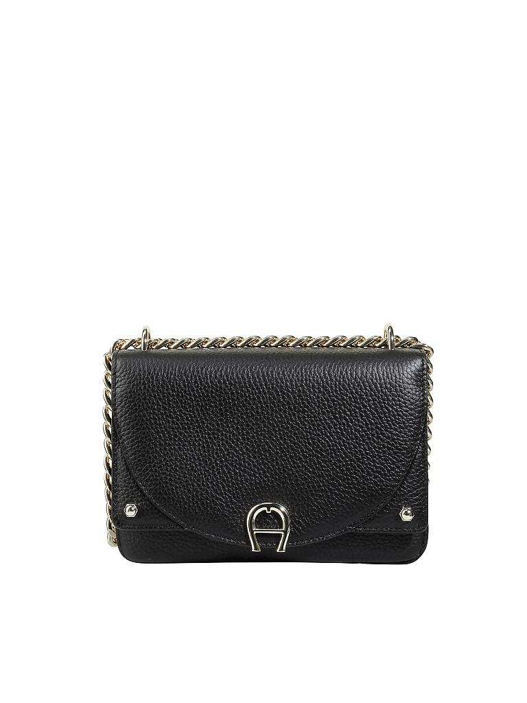 aa39ef2593816 AIGNER Ledertasche - Minibag