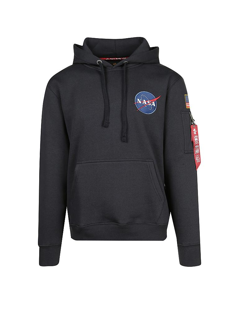 "ALPHA INDUSTRIES | Sweater ""Space Shuttle"" 