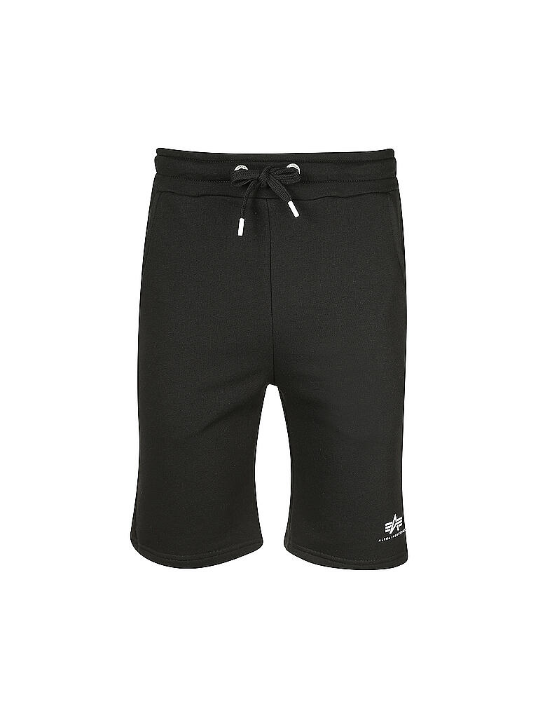 ALPHA INDUSTRIES | Sweatshort | schwarz