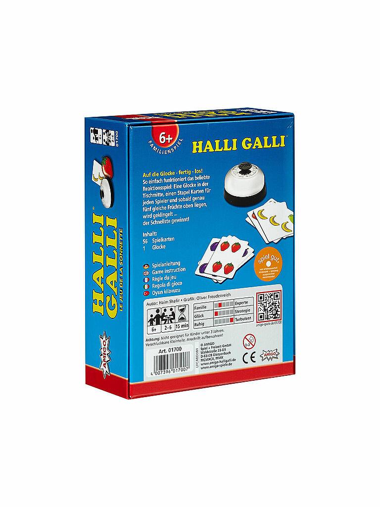 Halli Galli Kinderspiel