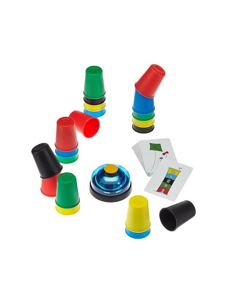 AMIGO | Kinderspiel - Speed Cups | transparent