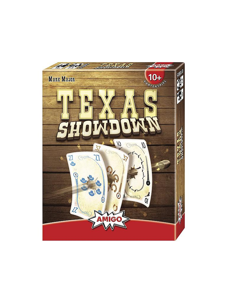 AMIGO | Texas Showdown | transparent