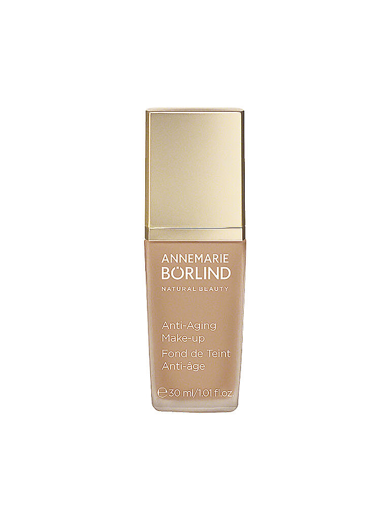 ANNEMARIE BÖRLIND | Anti-Aging Make-Up 30ml (04W Bronze) | beige