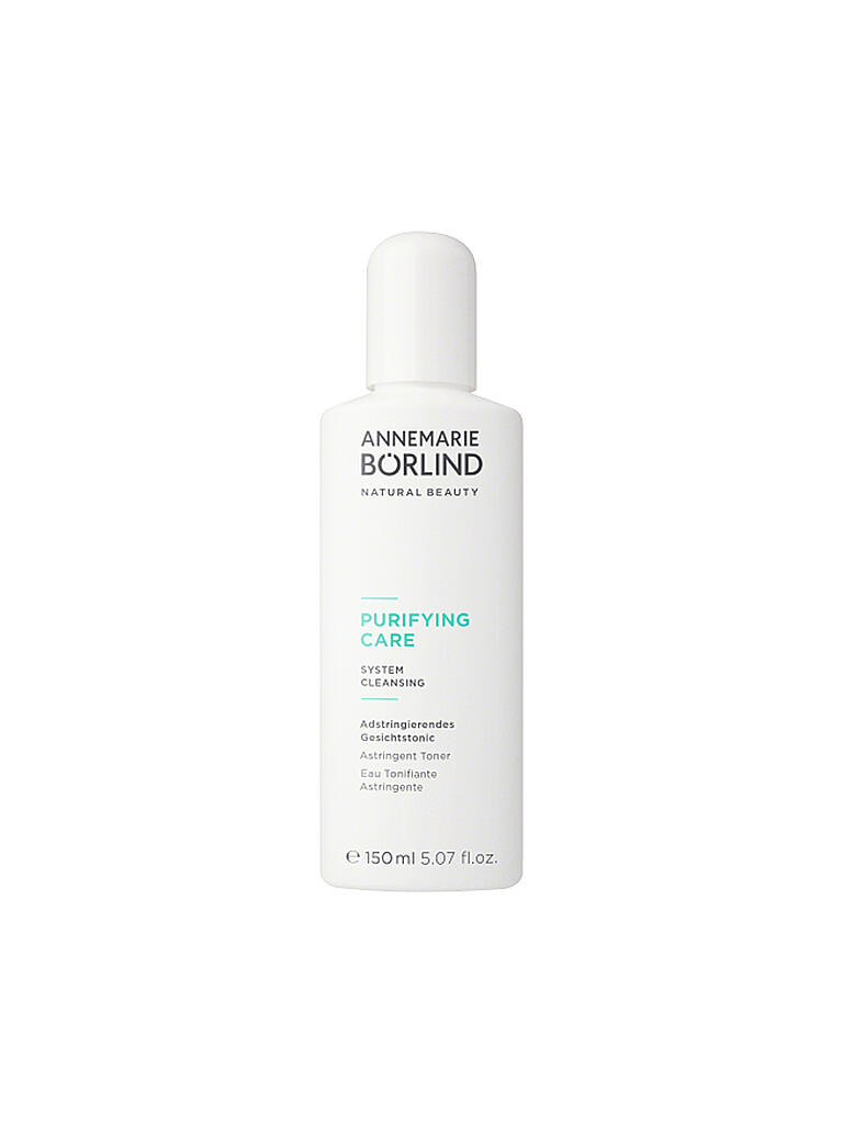 ANNEMARIE BÖRLIND | PURIFYING CARE - System Cleansing - Gesichtstonic 150ml | transparent